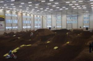 CROSS arena w środku
